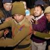 Protests erupt across Assam after Akhil Gogoi's arrest