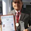 Prof Hamid Ali conferred with Lifetime Achievement Award