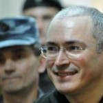 Putin says he will pardon Khodorkovsky