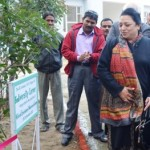 UGC Academic Staff College organized National Environment Awareness Campaign