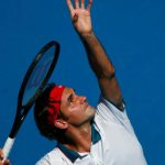 Another milestone for Roger Federer on route to round 2 of Australian Open