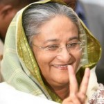 Sheikh Hasina sworn in as Bangladesh PM for 3rd time