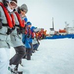 All people on board rescued from ice-trapped ship in Antarctica