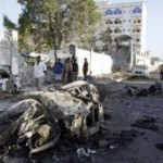 Al-Shabab Claims Responsibility for Somalia Bombings