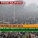 India displays cultural diversity, military might on its 65th Republic Day