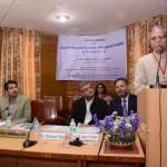 """Seminar on """"Social Responsiveness: Managerial Insights & Perspectives"""" held at AMU"""