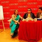 A poetic evening with Bappi Lahiri at Oxford bookstore