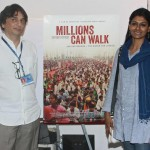 Special screening for documentary 'Millions Can Walk' organised