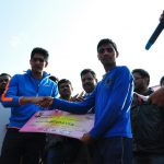 Vijender Singh inaugurates charity marathon on world cancer day