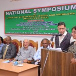 National Symposium on Linguistic biodiversity organised by AMU