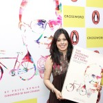 "Priya Kumar unveils her new book ""The Inspiring Journey of a Hero"""