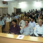 Lecture on disaster management held at AMU