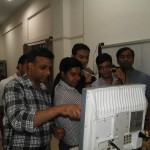 Bronchoscopy training course held at Aligarh Muslim University