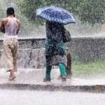 June monsoon rainfall below average in five years