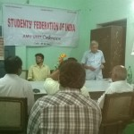 SFI Aligarh Muslim University unit constituted
