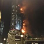 Dubai investigates cause of massive New Year's eve hotel fire