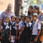 Shortcut Safaari trails through BNHS Goregaon with city kids