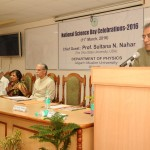 Aligarh Muslim University celebrates National Science Day