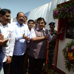 Nitin Gadkari lays the foundation stone of Atharva IT park