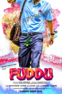 FUDDU - LOCKED CONCEPT
